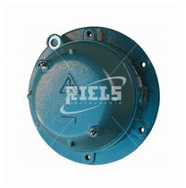 Membrane level switch / for solids / vertical