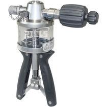 Manual calibration pump / hydraulic / for pressure generation