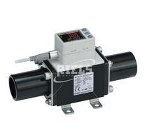Vortex flow switch / for liquids / in-line / digital