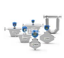 Mass flow meter / Coriolis / for liquids / compact