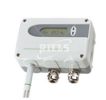 Relative humidity transmitter / wall-mount / absolute / with digital output