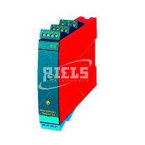 DIN rail mount temperature transmitter / RTD / analog / process