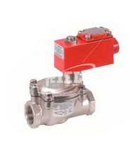 Direct-operated solenoid valve / 2/2-way / NC / air
