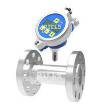 Turbine flow meter / for liquids / flange / IP65