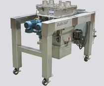 Batch mixer / laboratory / solid/liquid / stainless steel