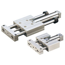 Ball bearing linear slide / pneumatic