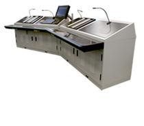 Desktop enclosure / modular / floor-standing
