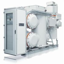 Primary switchgear / high-voltage / gas-insulated / power distribution