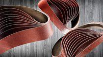Abrasive belt / aluminum oxide