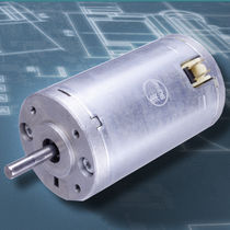 DC motor / brushed / 24V / permanent magnet
