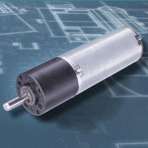DC gear-motor / coaxial / planetary / permanent magnet