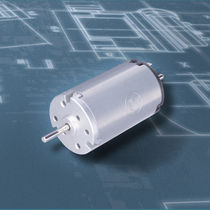 DC motor / brushed / 12V / permanent magnet