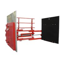 Carton clamp / for forklift trucks