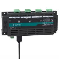 Digital I/O module / serial / USB / compact