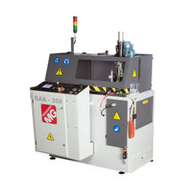 Circular saw / miter head / for aluminum / for profiles