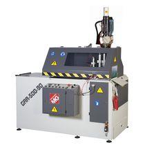 Aluminum cutting machine / rotary blade / drilling / milling