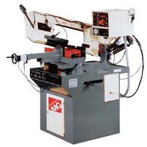 Horizontal saw / semi-automatic / electric