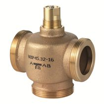 Globe valve / for water / threaded / seat