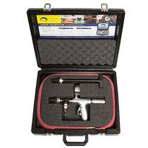 Compressed air leak detector / vacuum