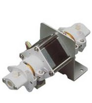 Chemical pump / stepper motor-driven / piston / metering