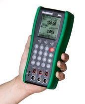 Temperature calibrator / pressure / multifunction / hand-held