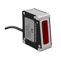 Laser triangulation distance sensor / analog / high-precision / digital