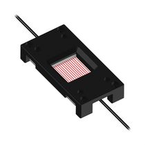 Through-beam photoelectric sensor / diffuse reflective / fiber optic / for small parts