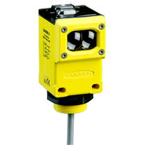 Through-beam photoelectric sensor / diffuse reflective / retroreflective / rectangular