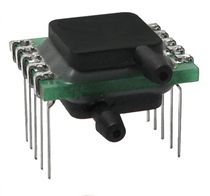 Differential pressure sensor / thermal / analog / SMD