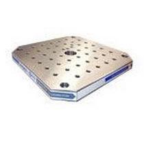 Modular clamping plate / round / rectangular