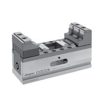 Machine tool vise / manual / 5-axis / compact
