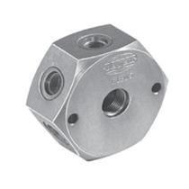 Multi-channel manifold / metal