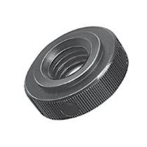 Knurled nut / carbon steel