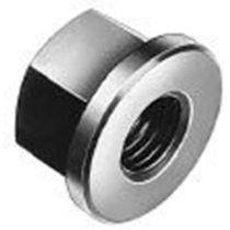Hexagonal nut / flange / carbon steel