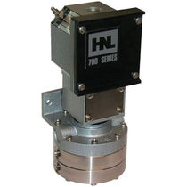 Differential pressure switch / adjustable