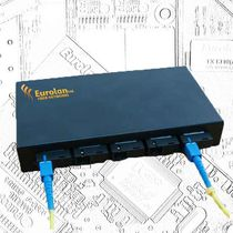 Industrial network switch / fiber optic