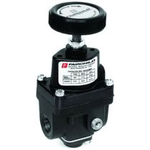 Compact back-pressure regulator