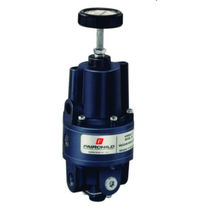 Air pressure regulator / single-stage / diaphragm / for vacuum