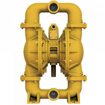 Wastewater pump / self-priming / double-diaphragm / oil-free