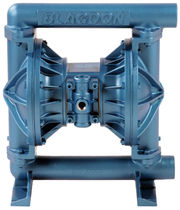 Wastewater pump / pneumatic / double-diaphragm / self-priming