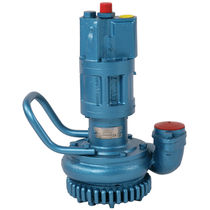 Wastewater pump / pneumatic / centrifugal / submersible