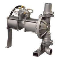 Chemical pump / pneumatic / diaphragm / for natural gas