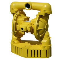 Chemical pump / pneumatic / double-diaphragm / mining and quarrying