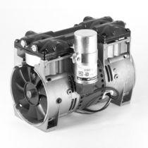 Air compressor / stationary / rocking piston / oil-free