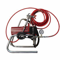 Paint pressure regulator / single-stage / with pressure gauge
