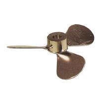 Agitator impeller / 2-blade / axial-flow