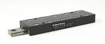 Crossed roller linear slide / low-profile / aluminum