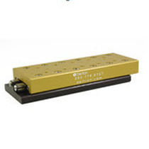 Crossed roller linear slide / aluminum