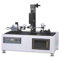 Friction testing machine / wear / scratch resistance / for film