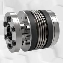 Bellows coupling / metal / flange